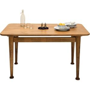 Esstisch »T-WESTCOAST TABLE SMALL«, FSC®-zertifiziert, orange, Material Mangoholz, TOM TAILOR