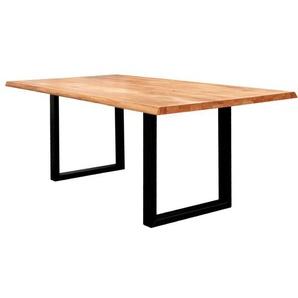 G+K Esstisch, Wildeiche, Holz