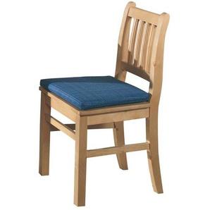 Esstischstuhl aus Fichte Massivholz (2er Set)