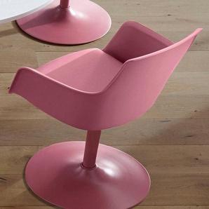 Stühle mit Trompetenfuß (2 Stück)