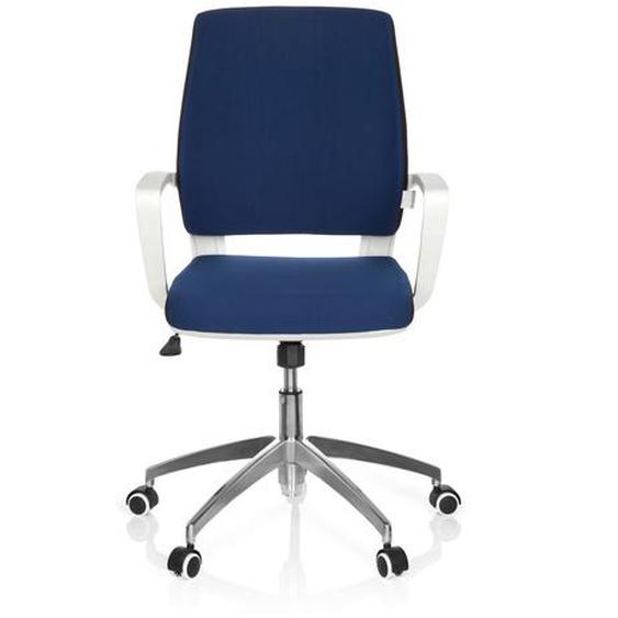 ESTRA - Profi Bürostuhl Blau