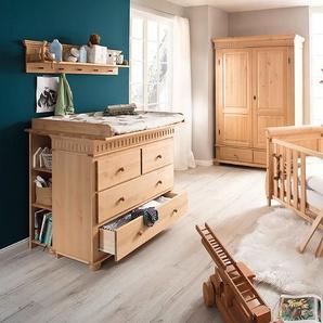 Euro Diffusion Babybett, Holz