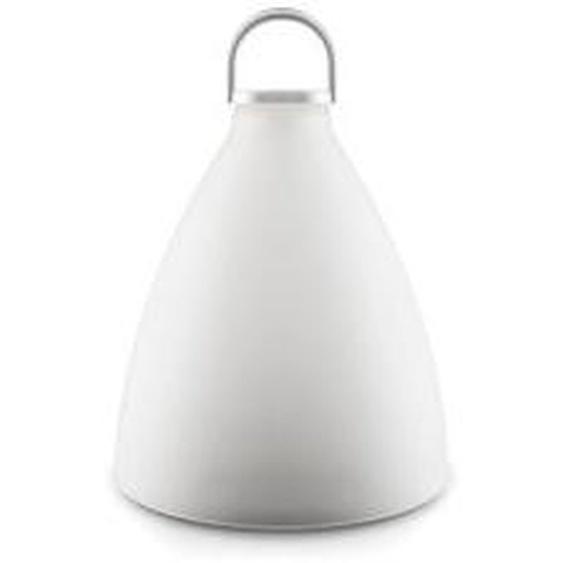 Eva Solo - SunLight Bell Solarleuchte H 30 cm, weiß