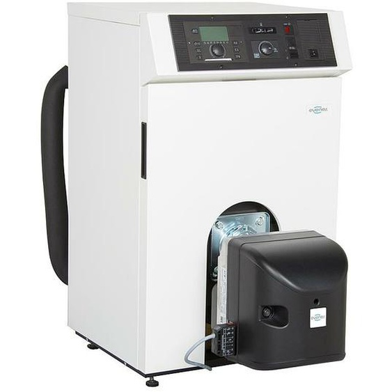 Evenes ® - Evenes Öl-brennwertkessel Ölkessel Heizung Brenner 12-25 kW Ölheizung Ölheizkessel