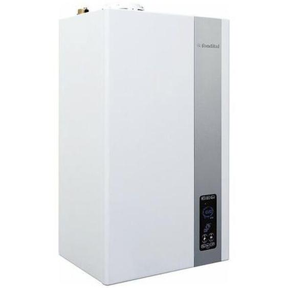 Evenes ® - Gas Brennwert Therme ITACA KRB 12-24 kW Speicher Regelung Gastherme Heizung KRB-28 / 3,6-27,9 kW