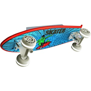 Evotec »Skateboard MINI CRUISER«, bunt