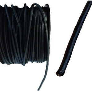 Expanderseil 10 mm schwarz 100 Meter PP Ummantelung - BONI-SHOP®