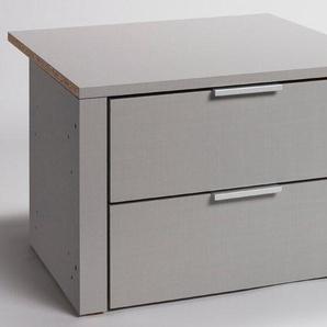 Express Schubladen, Grau, Kunststoff 50 cm