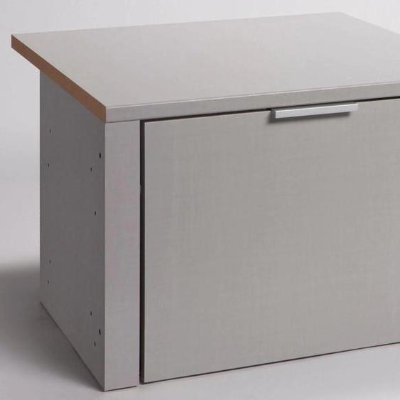 Express Solutions Schubkasteneinsatz 50x45x29 cm grau Zubehör für Kleiderschränke Möbel Schubladen