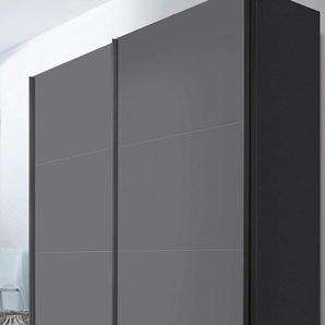 Express Solutions Schwebetürenschrank 0, 250 x 216 (B H) cm, 2-türig grau Schwebetürenschränke Kleiderschränke Schränke