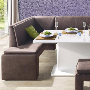 exxpo - sofa fashion Eckbank, in diversen Ausführungen