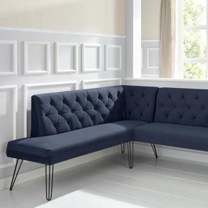 exxpo - sofa fashion Eckbank Doppio