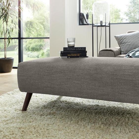exxpo - sofa fashion  Schemel, FSC®-zertifiziert, braun