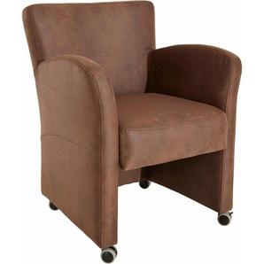 exxpo - sofa fashion Sessel »Cortado«, Breite 66 cm