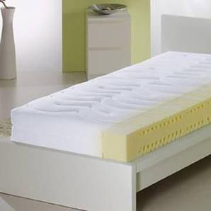 F.a.n. Frankenstolz Kaltschaum Matratzen »Medisan Dream KS«, 1x 100x200 cm, ideal für Allergiker, weiß, 0-80 kg