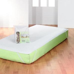 F.a.n. Frankenstolz Spannauflage »Safe«, 200x200 cm, weiß