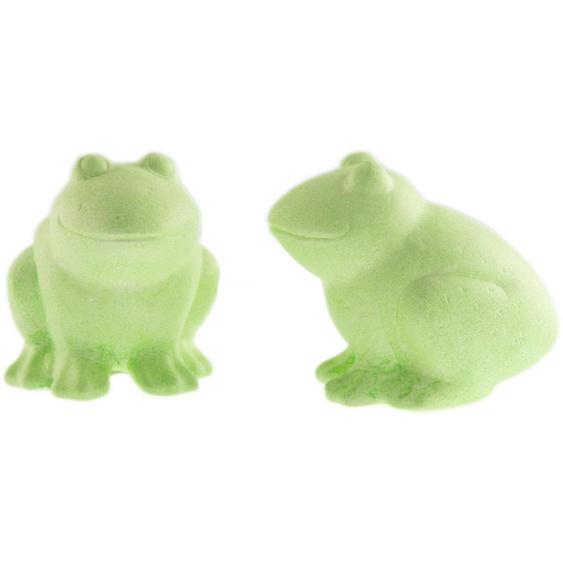 Fabriano Tierfigur »Frosch Nero« (Set, 2 Stück), Höhe ca. 10 cm
