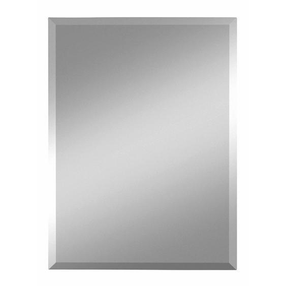 Facettenspiegel Gennil Silber 30 cm x 40 cm