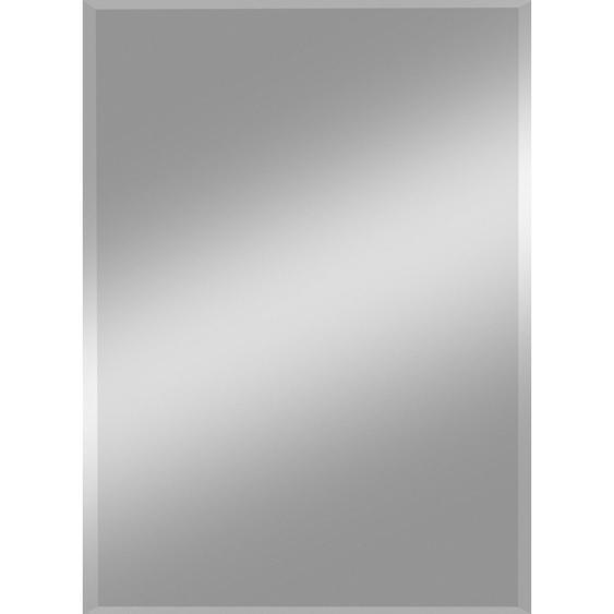 Facettenspiegel Gennil Silber 40 cm x 60 cm