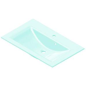 FACKELMANN Glas-Waschbecken »Glas«, Breite 80 cm