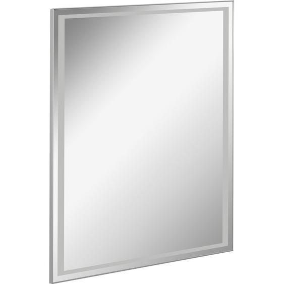 Fackelmann Spiegel mit LED-Beleuchtung 60 cm Framelight EEK: A