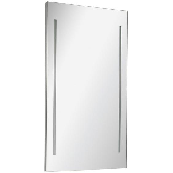 Fackelmann Spiegel mit Licht AL55 55 cm x 100 cm x 5 cm