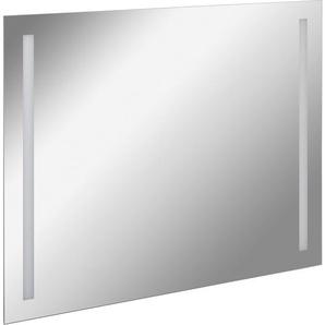 Fackelmann Spiegelelement 100 cm Linear mit Ambientebeleuchtung