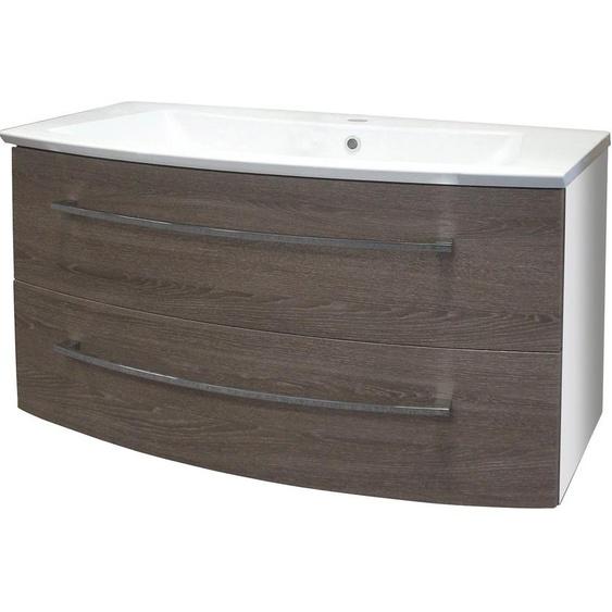 FACKELMANN Waschbeckenunterschrank »Rondo« Breite 99 cm