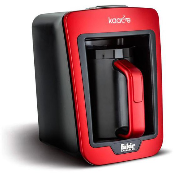 Fakir Mokkamaschine »KAAVE«, für 4 Tassen, Luminasense-Technologie, inklusive Messlöffel