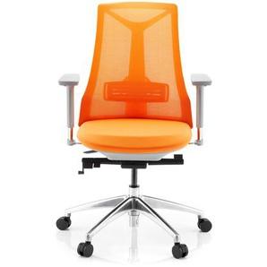 FALUN GREY - Profi Bürostuhl Orange
