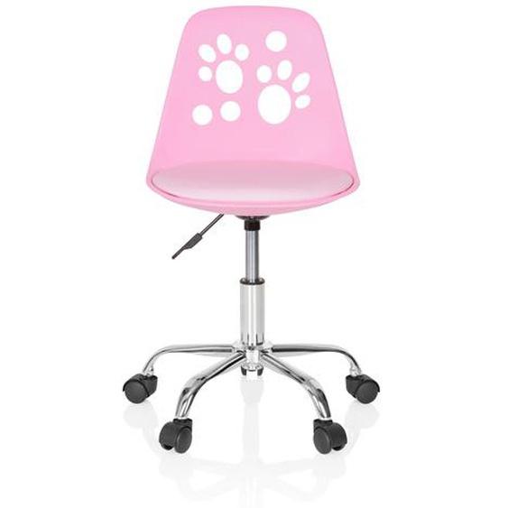 FANCY I - Kinderdrehstuhl Pink