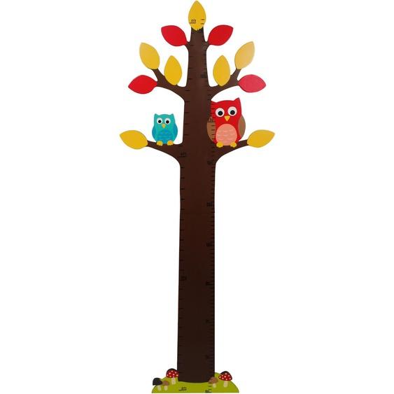 FantasyFields Messlatte Woodland Einheitsgröße bunt Kinder Messlatten Kindermöbel