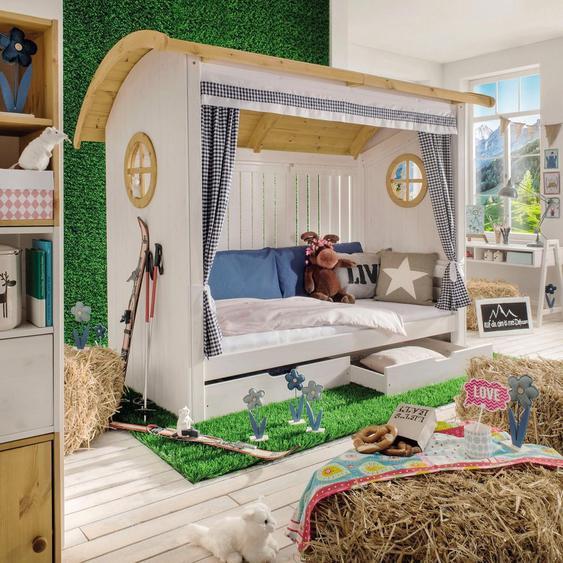 Fantasykids Hausbett »Alpenhütte«