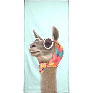 Fashion Llama - Strandtuch
