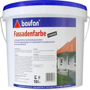 Fassadenfarbe 10l Baufan