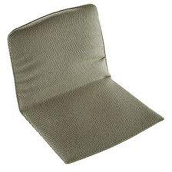Fast - Sitz- und Rückenkissen für Zebra Stuhl, Oglio