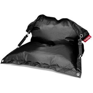 Fat boy - Buggle-Up Sitzsack - Black - outdoor
