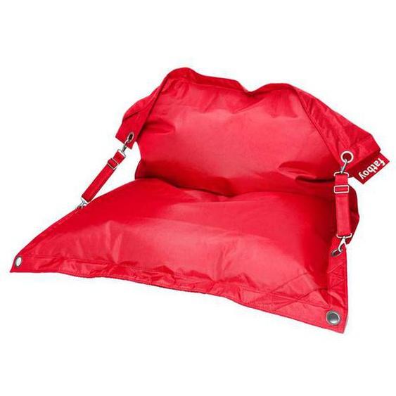 fatboy buggle-up Sitzsack Polyester/EPS Rot