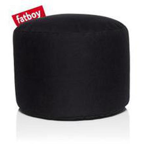 Fatboy - Point Stonewashed, schwarz
