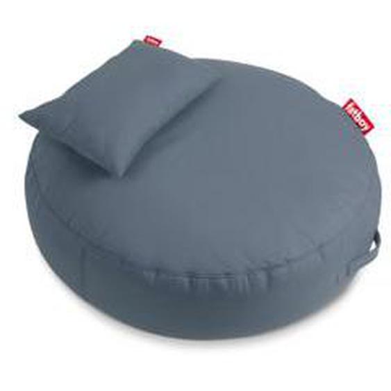 Fatboy - Pupillow Outdoor-Sitzsack, steel blue