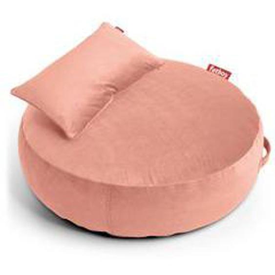 Fatboy - Pupillow Velvet Sitzsack, rosa