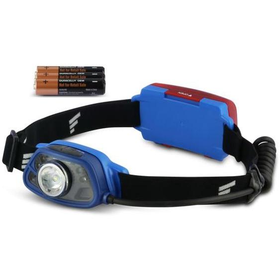 FAVOUR Stirnlampe SENSORLITE 250 lm Blau H1532