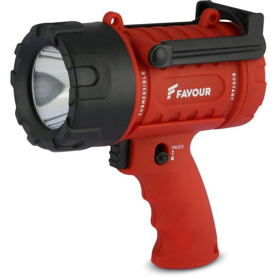FAVOUR Strahler PROTECH Rot S0233