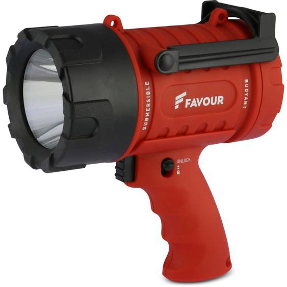 FAVOUR Strahler PROTECH Rot S0343