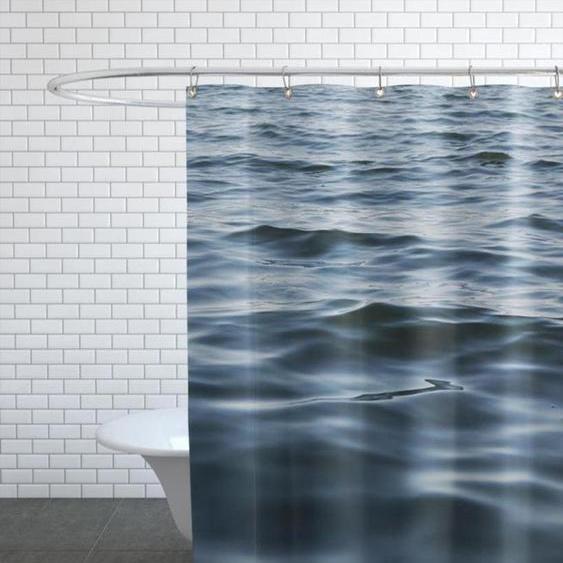 Feet In The Water-Duschvorhang