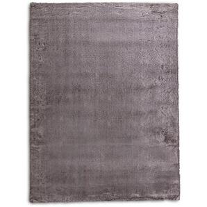 Fellteppich, Braun, Polyester 160 x 230 cm