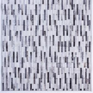 Fellteppich, Grau, Polyester 130 x 190 cm