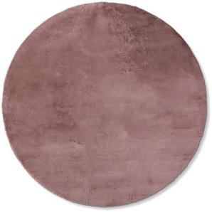 Fellteppich, Rose, Polyester 160 cm
