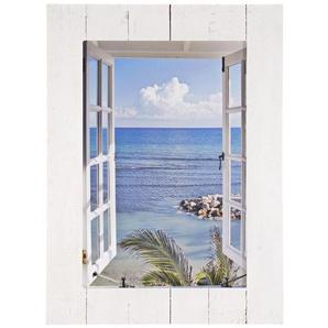 heine home Fensterbild Meerblick