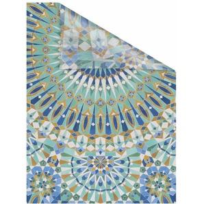 Fensterfolie »Orientalische Muster«, LICHTBLICK, blickdicht, strukturiert, selbstklebend, Sichtschutz